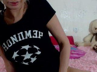 blondalina's Recorded Camshow